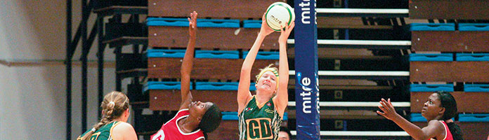 Netball | Product sales growth | South Africa