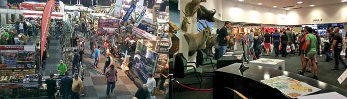 Hunting shows | Highs and lows | Effect on retail trade