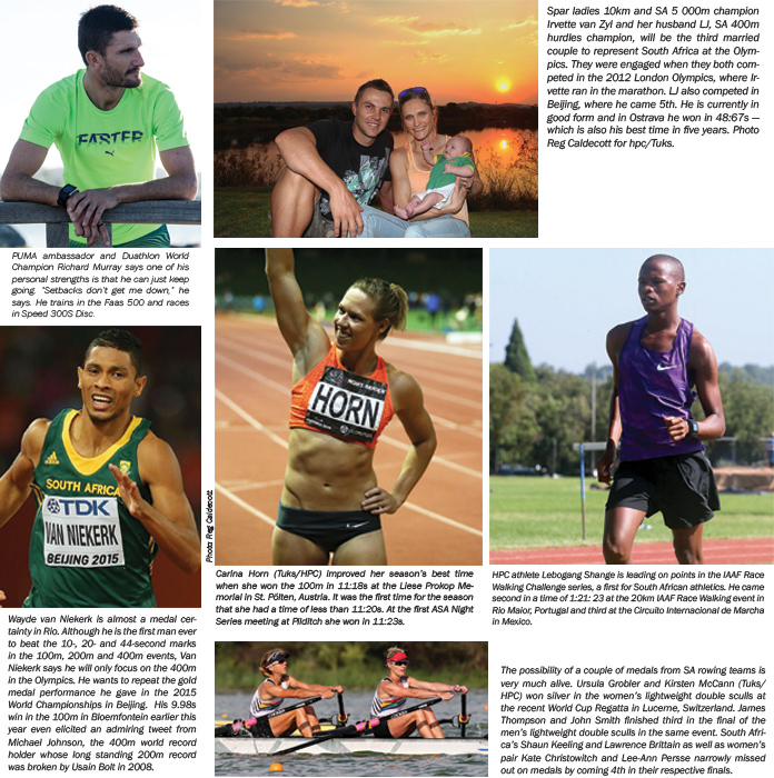 Olympics | Athletes to watch | Regulations on ads